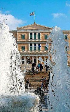 Athens, Greece | Flickr - Photo by nikosglykeas