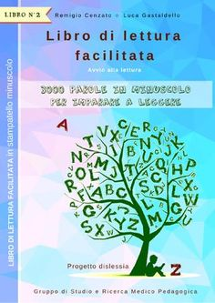 02 libro lettura stampato minuscolo Italian Grammar, Italian Vocabulary, Learning Italian, Special Education, Back To School, Homeschool, Author, Teacher, Math