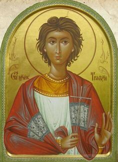 St. Tryphon the Great Martyr and Unmercenary of Campsada Near Apamea in Syria