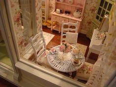 miniature bakery - kim saulter