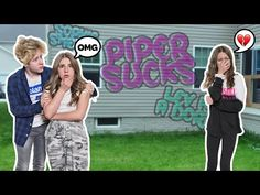 Shalom bbys it's Piper Rockelle! Hope your day is great but better watching someone did this to my house not a prank live footage. Today something very unexp. Wild Kratts Costume, She My Bestie, Girl Pranks, Pocky Game, Kids Gymnastics, S Youtube, Cute Lazy Outfits, Roblox Pictures