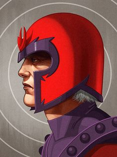 The Marvel Character Portraits by Mike Mitchell - UltraLinx