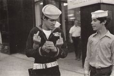 """""""New York, June 20, 1975"""" by Bernard Pierre Wolff."""