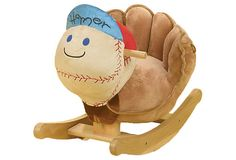 Spring fever...make your child smile with this great rocker!