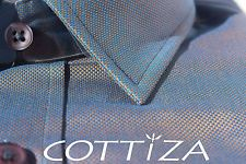 Cottiza 2 PLY 100 Egyptian Cotton Mens Business Formal Dress Shirt | eBay