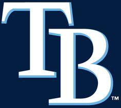 Tampa Bay Rays cap logo Mlb Team Logos, Mlb Teams, Tampa Bay Rays Baseball, Mlb American League, Seattle Mariners, Cap, Sports, Room, Design