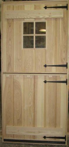 Adirondack Naturals Dutch Doors