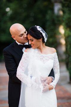 Elegant Multicultural New Jersey Wedding