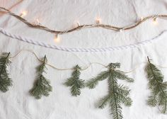 3 last minute garlands