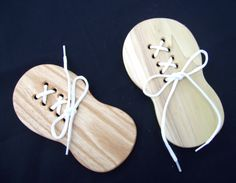 Lacing Toys for Fun and Fine Motor Skills