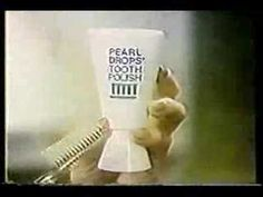 Pearl Drops Commercial