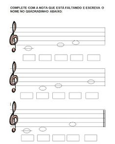 A Música e a Criança: Atividades Musicais.