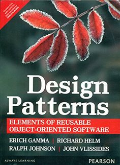 """""""Design Patterns: Elements of Reusable Object-Oriented So..."""