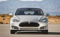 Image result for Tesla 3 silver