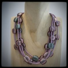 Amythyst Haze Necklace £49.95