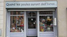 QUAND LES POULES AURONT DES LIVRES Place St Pierre 32100 CONDOM