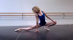 Ballerina Alice Topp looking beautiful in Keto Dancewear. #ketodancewear #ballet #leotard