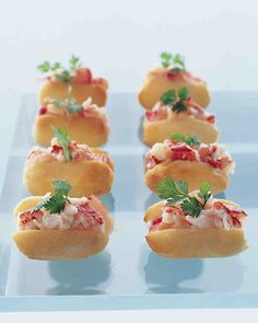 Dainty lobster rolls, made with little soft white buns, are gone in one satisfyingly swift, summery bite.