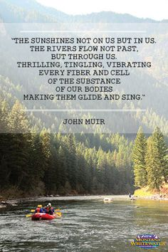 Happy Earth Day everyone! We heard John Muir described as the ultimate conservationist this afternoon and we couldn't agree with that statement more. Visit Yellowstone, Yellowstone Park, Fly Fishing Lessons, Whitewater Rafting, Three Rivers, Paradise Valley, Happy Earth, John Muir, Horseback Riding
