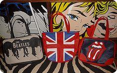 WE LOVE UK BAGS
