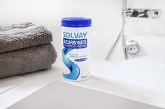 Flacone di plastica da 750g Grazie al contenitore ermetico, è perfetto per conservare il prodotto in ambienti umidi, come ad esempio il bagno; ideale quando si usa il prodotto per l'igiene personale.