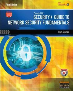 This best-selling guide provides a complete, practical, up-to-date introduction to network and computer security. SECURITY+ GUIDE TO NETWORK SECURITY FUNDAMENTALS, Fifth Edition, maps to the new CompT