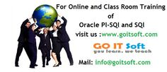Go IT Soft is a Leading IT Online Training for the  SQL & PL- SQL  Class Room and Live Training and also for the Other IT Courses. SQL &PL- SQL Course Details: http://www.goitsoft.com/sql-pl-sql/