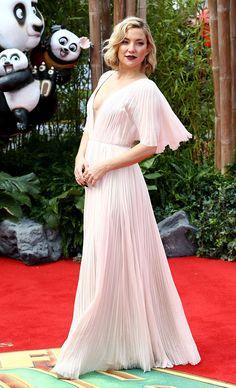 Kate Hudson at the 'Kung Fu Panda 3' premiere in London