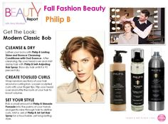 Fall Fashion Tips and Trends from hair stylist Philip B. Womens Fashion Uk, Fashion For Petite Women, Fashion Beauty, Autumn Fashion, Fashion Tips, Classic Bob, Cleansing Conditioner, Damp Hair Styles, Boots For Sale