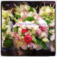 Meagan Marks bridal bouquets