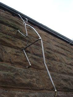 climbing sculpture