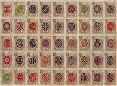 Vintage Ukrainian Stamps