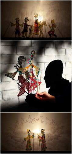 Shadow puppetry, one of the oldest traditional handicrafts and performing arts in the world, appeared in China long before the invention of motion pictures and television.
