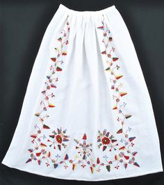 Forkle til Åmlibunad - Skjeggedal Folk Costume, Costumes, Going Out Of Business, Norway, All Things, Scandinavian, Birth, High Waisted Skirt, That Look