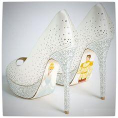 Disney high heels