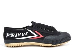 Feiyue Martial Arts Shoes Black - Feiyue Shoes Australia @ ICNbuys.com