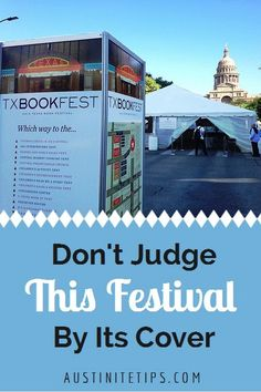 Don't Judge This Festival By Its Cover | http://austinitetips.com