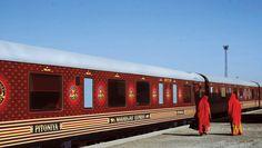 Le Maharajas'Express ou les rails d'or du Rajasthan