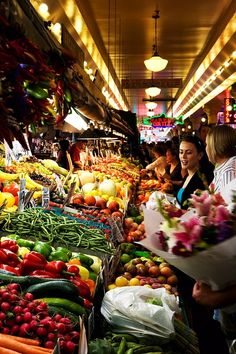 Pike Place Market. Seattle, Washington. by Janny Dangerous