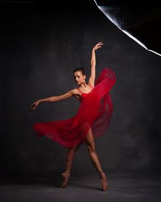 Gabrielle Salvatto (Dance Theatre of Harlem) / photo © New York City Dance Project