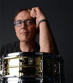 Vinnie Colaiuta and I worked together for a number of years.