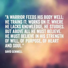 The Warrior!   #quotes #warrior #hellalife