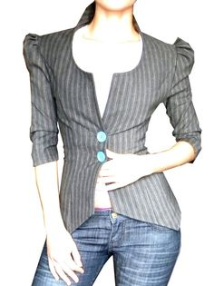 LORY jacket free shipping by lauragalic on Etsy, $100.00