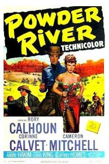 Lev Stepanovich: KING, Louis. Río de pólvora (1953)