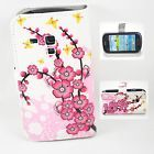 Stand Phone Wallet Magnetic Leather Cover Case For Samsung Galaxy S3 Mini i8190