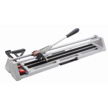 The is a do-it-yourself and professional's dream tile cutter. The design cuts common ceramic and porcelain tiles, but also mosaic glass. The cutter has a maximum tile rip size of 25 in. Home Depot, Flooring Tools, Clean Break, Tile Cutter, Buy Tile, Wall And Floor Tiles, Glass Mosaic Tiles, Kitchen Fixtures, Plastic Storage
