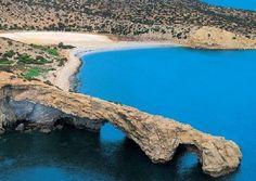 Tripiti Beach, Gavdos Island, Greece ☀️