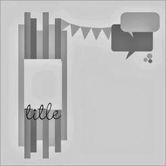 TeriBeri's Creations: Thursday Sketch with Elle's Studio