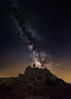Photograph Starry lovers by Ivan Pedretti  on 500px