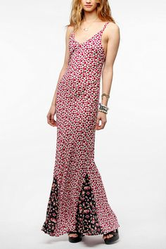 Stone Cold Fox Dogtown Floral Maxi Dress #urbanoutfitters